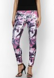 Only Women's Multicolor Jeggings
