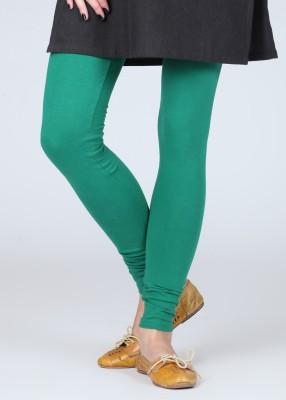 shree Women's Green Leggings