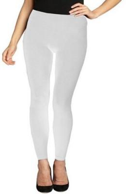 One sphere Women's White Leggings