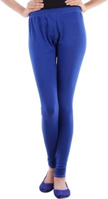 Shubh Women's Blue Leggings