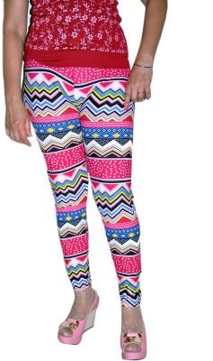 Ellis Women's Multicolor Leggings