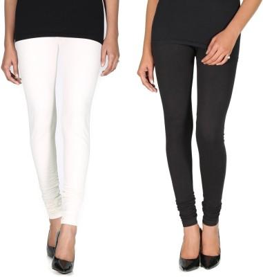 Ally Of Focker Women's Black, White Leggings