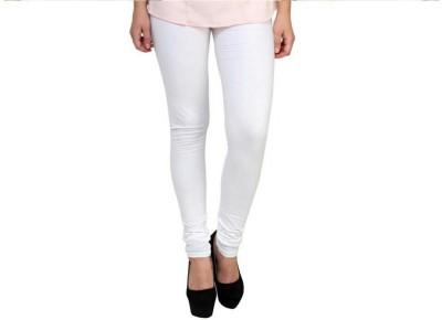 Estelo Women's White Leggings