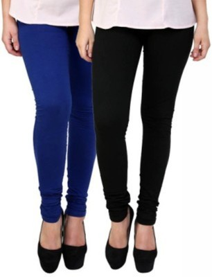 Hirshita Leggingss Women's Blue, Black Leggings