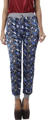 Shownice Women's Blue Leggings