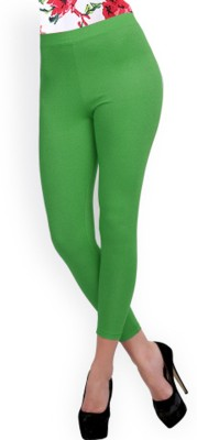 Carrol Girl's Green Leggings