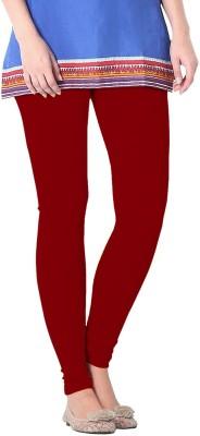 JEPP Women's Maroon Leggings