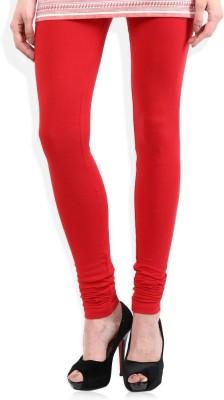 NOVA TRENDZZ Women's Red Leggings