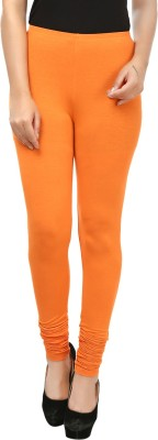Beetle Women's Orange Leggings