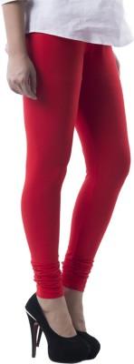 Prashil Women's Red Leggings