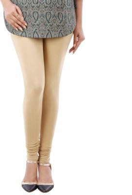 Shubh Women's Beige Leggings