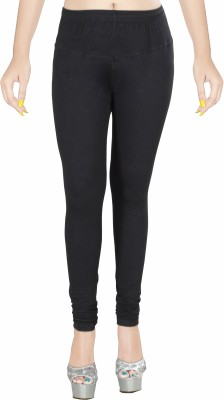 Rivory Bros Women's Black Leggings