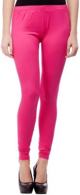 Fashion Forest Women's Pink Leggings