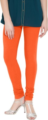 Nicewear Women's Orange Leggings