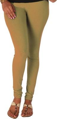 Yaari Women's Beige Leggings