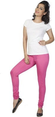 Lotusa Women,s Pink Leggings