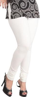 Taboo Women's White Leggings