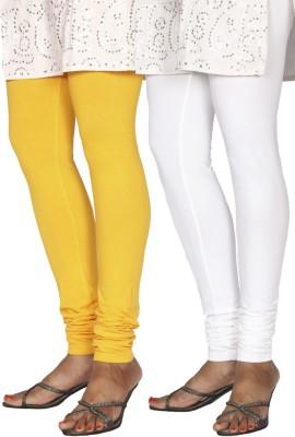 Kandida Women's White Leggings