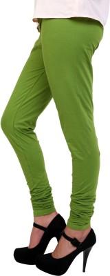 Scorpio Fashions Women's Green Leggings
