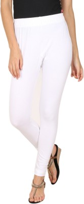 A N, E Women's White Leggings