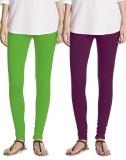 Best King Women's Light Green, Purple Le...