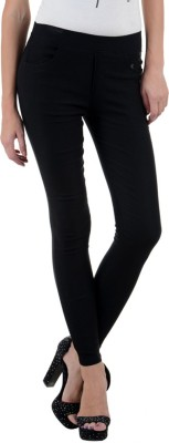 Jack Royal Women's Black Jeggings