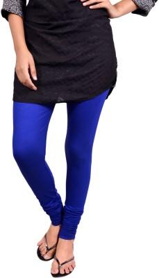 Anuradha Women,s Blue Leggings