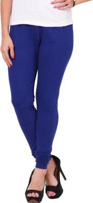 Zweena Women's Blue Leggings