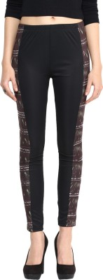 Yepme Women's Black Leggings