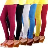 Aaradhyaa Women's Multicolor Leggings (P...
