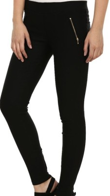 Touch me Women,s Black Jeggings