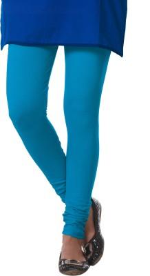 Delizia Women's Light Blue Leggings