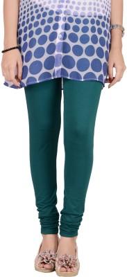 Traditional 2 Trendy Women's Green Leggings