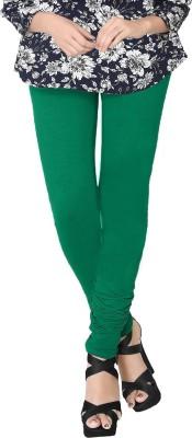 JV Wears Women's Dark Green Leggings