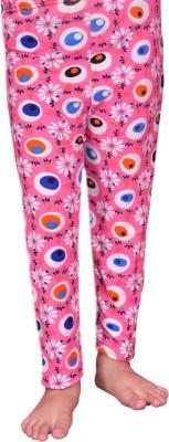 Pari & Prince Girl's Pink Leggings