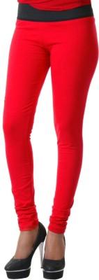 GM Women's Red Leggings