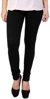 Wens Women's Black Leggings