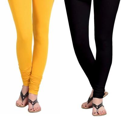 Vastra Buzz Women's Yellow, Black Leggings