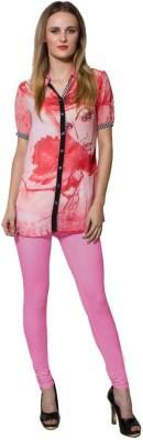 Both11 Women's Pink Leggings
