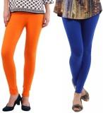 VP Vill Parko Women's Blue, Orange Leggi...