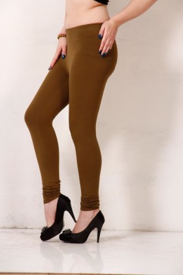 Femmora Women's Green Leggings