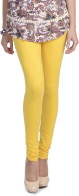 Arshia Women's Yellow Leggings