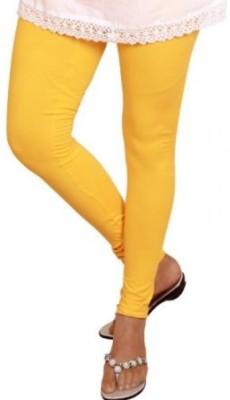 Priya's Women's Yellow Leggings