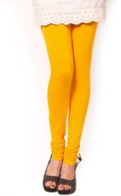 Habib's Women's Yellow Leggings