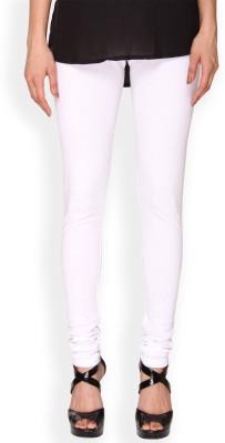 Ten on Ten Women's White Leggings