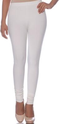 Tejshree Women's White Leggings