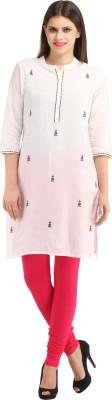 Styllia Women's Pink Leggings