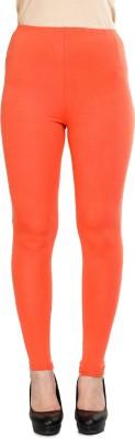 Mustard Women's Orange Leggings