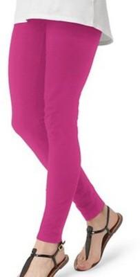 Stylo Junction Women's Pink Leggings