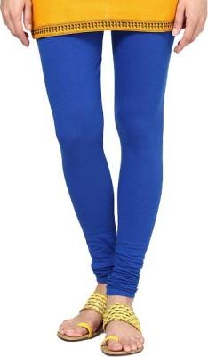 Designerkarts Women's Blue Leggings